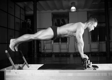 Men do Pilates too